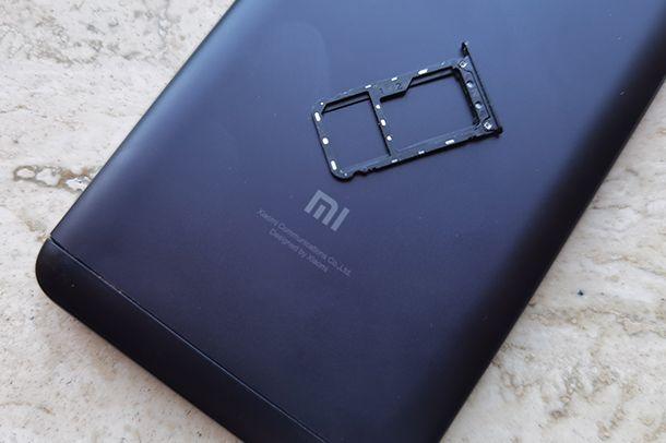 Come inserire SIM su Xiaomi