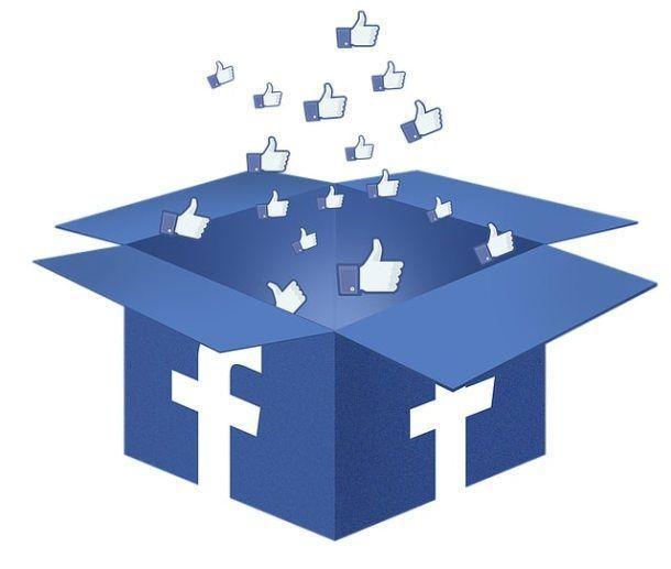 Tanti mi piace su Facebook