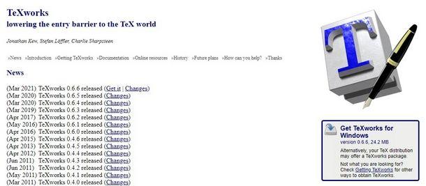 Scrivere in LaTeX con MikTex e TeXtworks