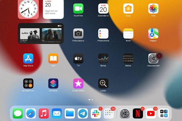 Come collegare il mouse a iPad via cavo
