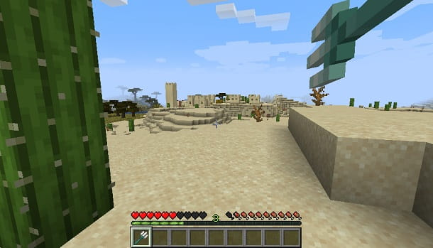 Creare un tridente su Minecraft