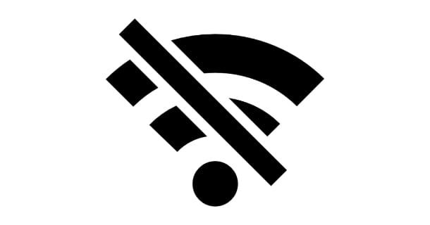 Wi-Fi off