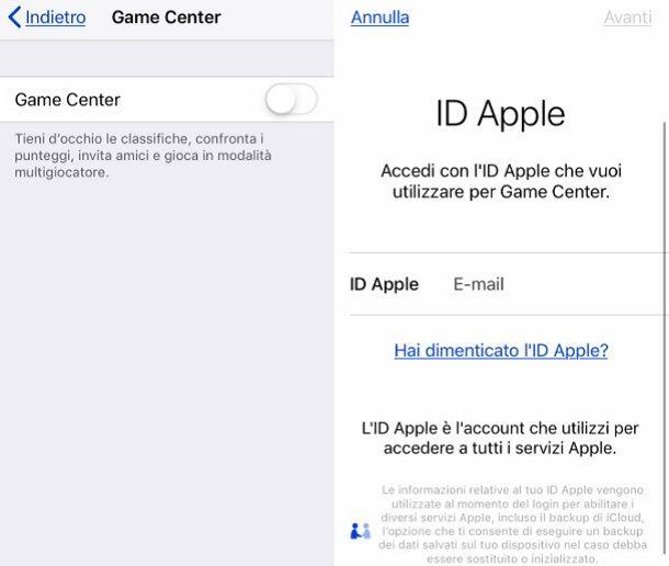 Apple Game Center Clash Royale