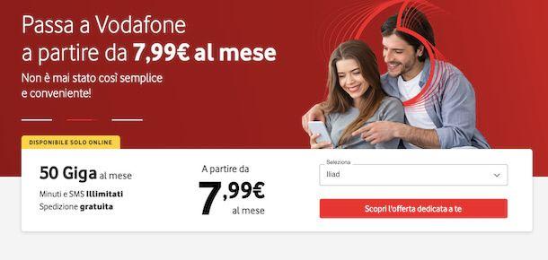 Vodafone Offerte Online