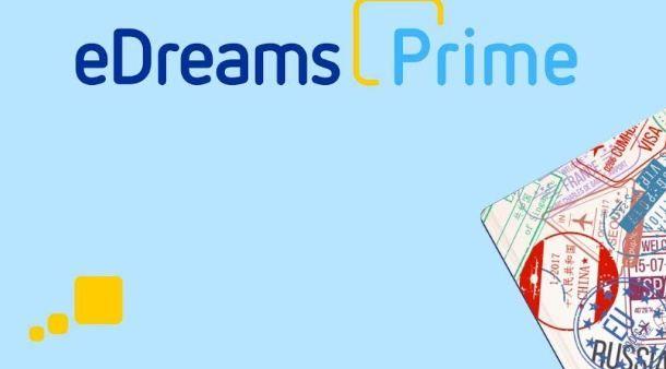 Informazioni preliminari sulla disdetta di eDreams Prime