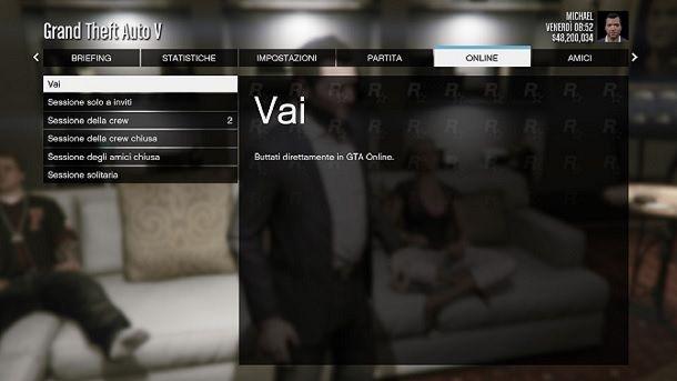Come giocare a GTA 5 Online PC senza abbonamento