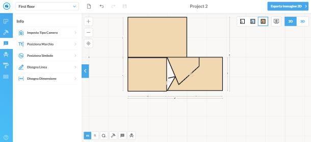 Siti per disegnare planimetrie gratis