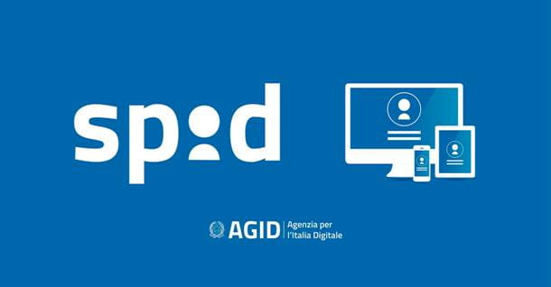 Logo SPID Agenda Digitale