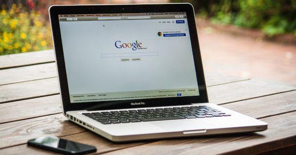 discover Google su PC