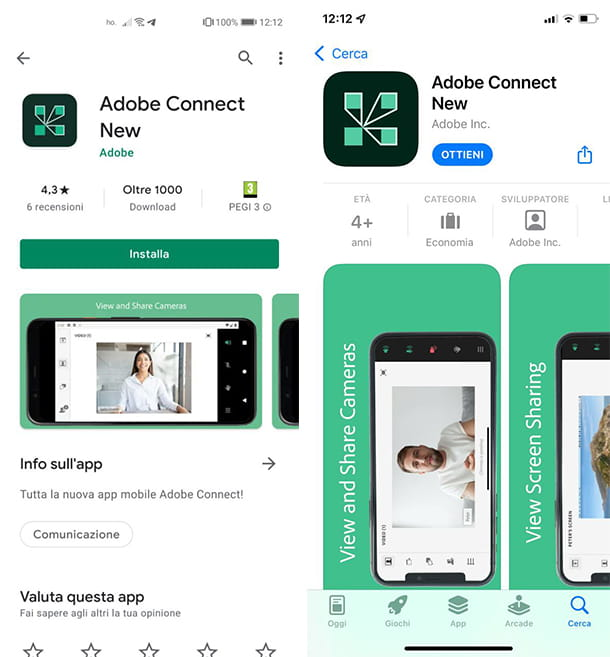 Come installare Adobe Connect