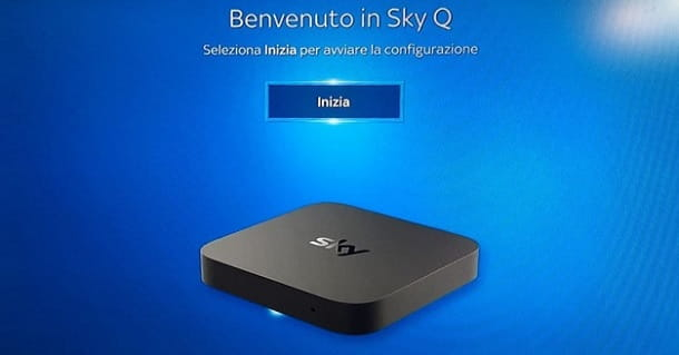 Sky Q via Internet