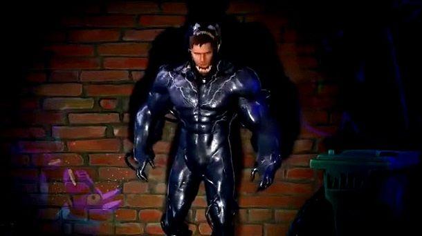 Tom Hardy come Venom su Fortnite