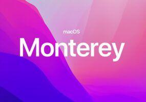 Come aggiornare a macOS Monterey