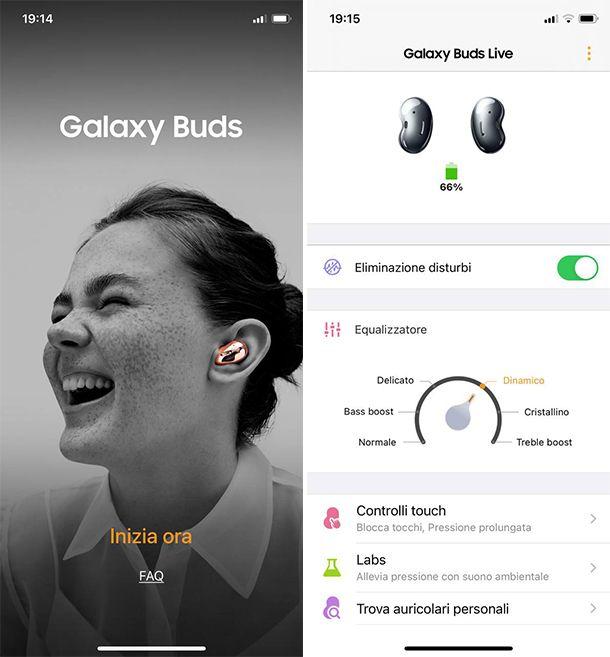 Come attivare auricolare Bluetooth Samsung su iPhone e iPad