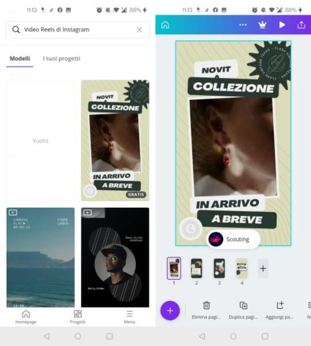 App per fare Reel Instagram