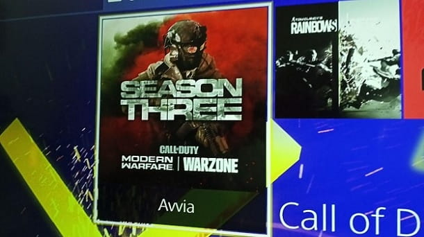 Call of Duty Warzone PS4