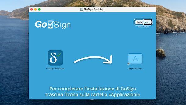 GoSign Mac