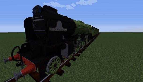 Come fare un treno funzionante su Minecraft