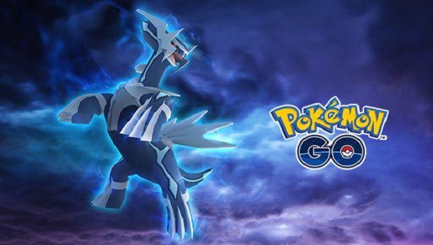 Dialga Pokemon GO