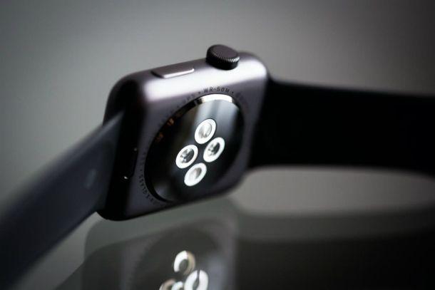 Come pulire retro Apple Watch