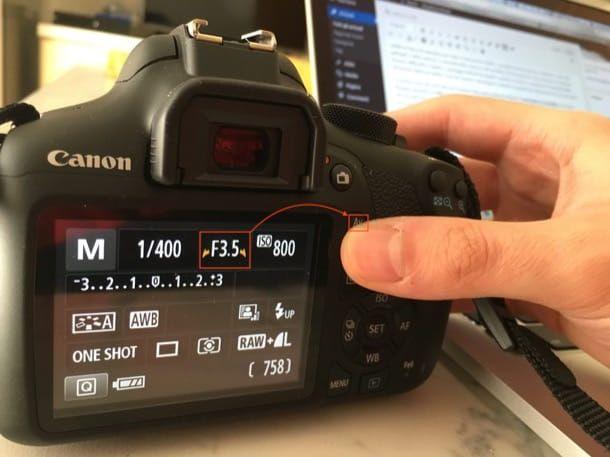 Come rendere una fotosfocata con la fotocamera