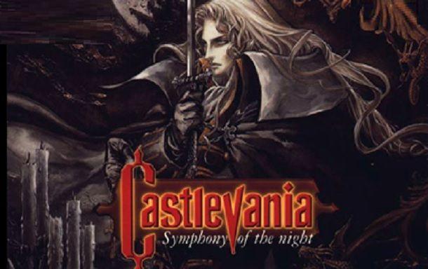 Uno dei migliori giochi d'avventura di sempre Castlevania Symphony of the Night