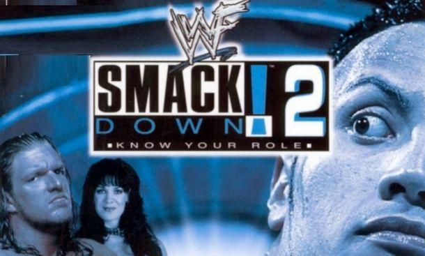 Uno dei più bei Smack Down di sempre è su PlayStation