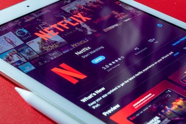 Abbonarsi a Netflix