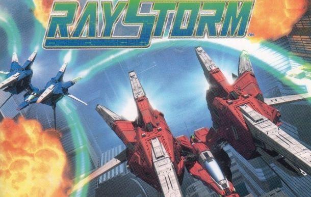 RayStorm ha portato gli sparatutto a scorrimento a livelli di eccellenza