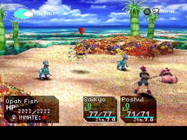 Chrono Cross: un JRPG ambientato nello spazio e nel tempo di grande qualità