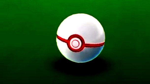 Premier Ball Pokemon GO