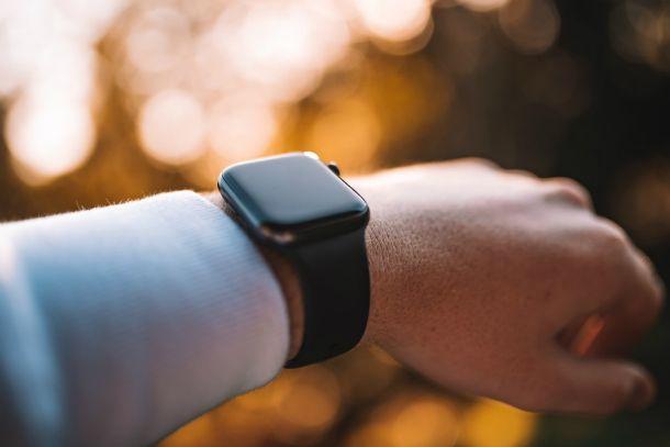 Come disinfettare Apple Watch