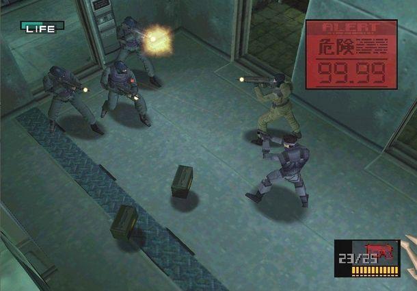 Metal Gear Solid è il riferimento del genere stealth