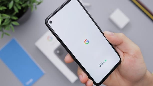 Cloud Google Android