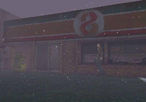 L'horror psicologico per eccellenza PS1 è Silent Hill