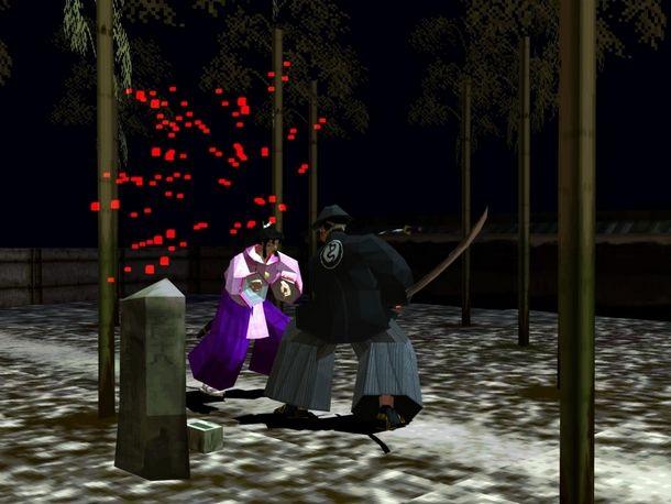 I realistici combattimenti di Bushido Blade solo su PlayStation