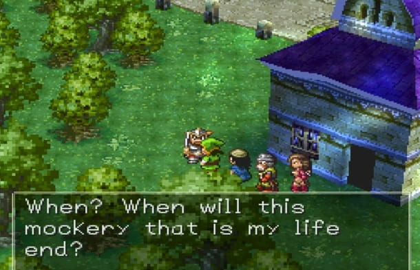 Dragon Warrior VII è tra i migliori JRPG per PlayStation