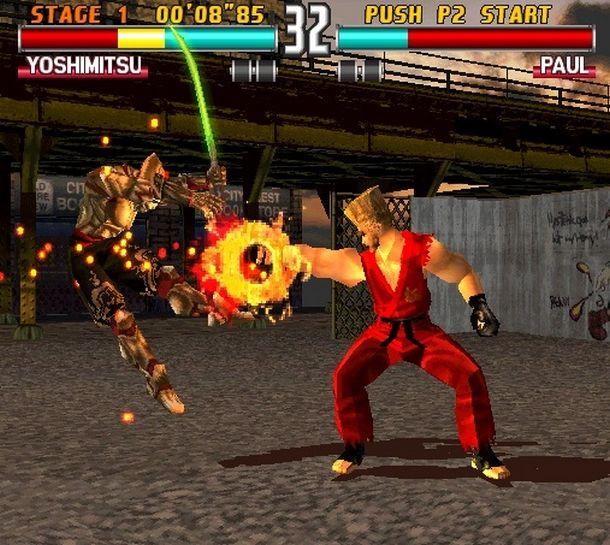 Tekken 3 per PlayStation è il più famoso della serie e uno dei migliori picchiaduro di sempre