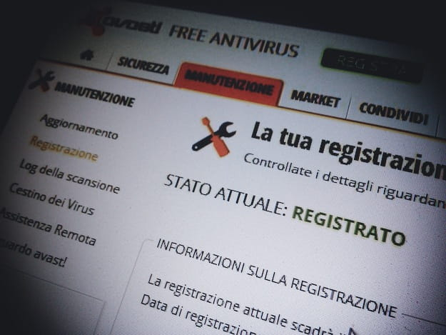 Come rinnovare avast free salvatore aranzulla for La licenza di windows sta per scadere
