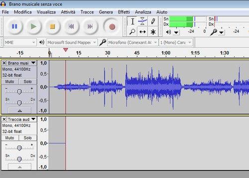 Come fare registrare una canzone salvatore aranzulla - Aggiungi un posto a tavola base musicale mp3 ...