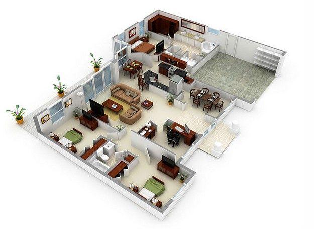 Come progettare una casa in 3d salvatore aranzulla for Hacer casas en 3d online