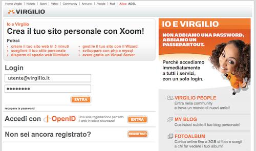 Creare sito Internet gratis