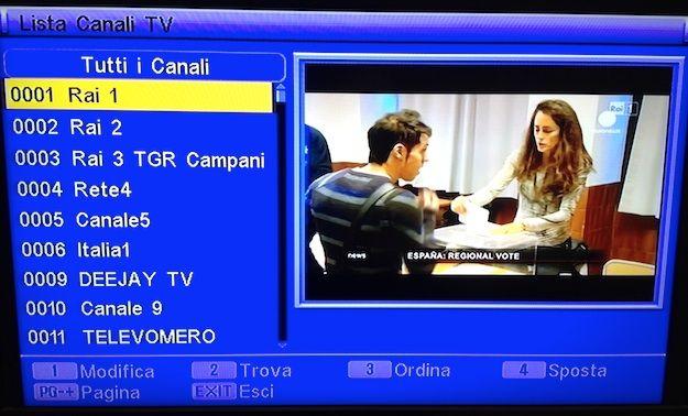 canali tv erotici e badoo