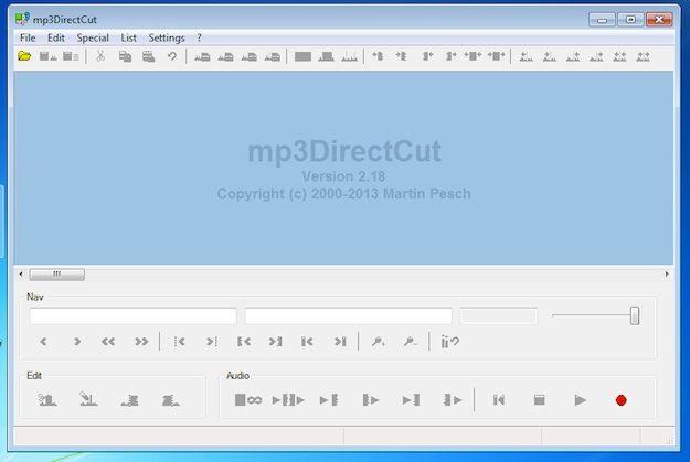 Software per tagliare canzoni mp3
