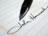Come firmare le foto con GIMP
