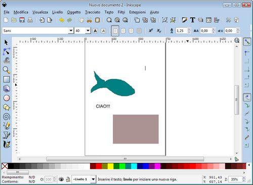 Come creare un logo gratis salvatore aranzulla for Programma per disegnare arredamento