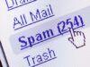 Come evitare email spam