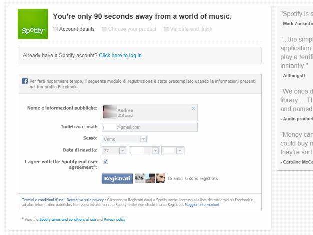 Ascoltare musica gratis online streaming salvatore aranzulla - La finestra di fronte streaming ...