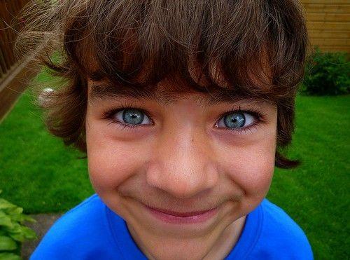 Come cambiare il colore degli occhi salvatore aranzulla - Colore degli occhi diversi ...