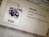 Come salvare un documento in PDF